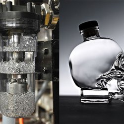 Can Diamond Filtration Improve the Taste of the World's Finest Vodka?