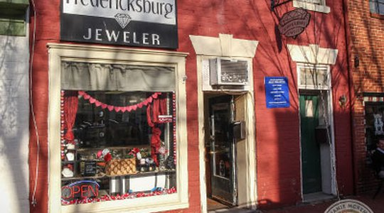 Richmond & Fredericksburg Jewelers - Fredericksburg Jeweler